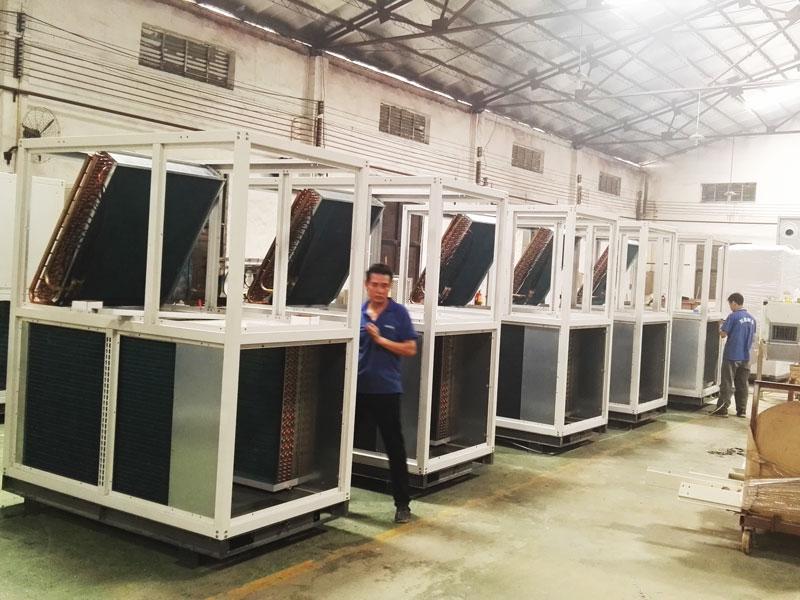 热泵行业持续低迷,为何AG9亚游科技热泵钣金业务却一路猛增?