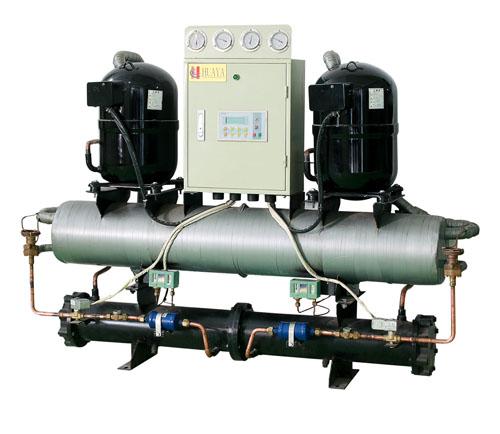 提供水冷(风冷)机组的设计、制造、销售和安装服务