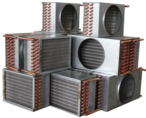 提供翅片式空调换热设备的设计、生产、销售和安装服务
