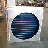 壳式空调冷凝器 热泵冰柜冷凝器 家用小型冷凝器-厂家直销 热线电话13928665967