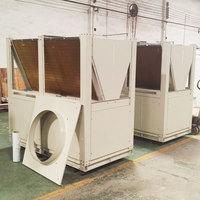 25HP热泵V型冷凝器
